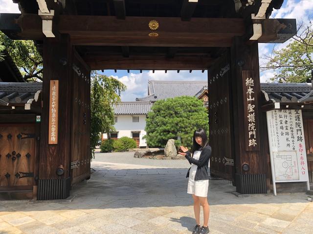 画像: 総本山聖護院門跡 山門