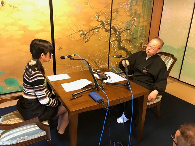 画像: 三十三間堂本坊 妙法院門跡執事、田渕清晃さんにインタビューしました。