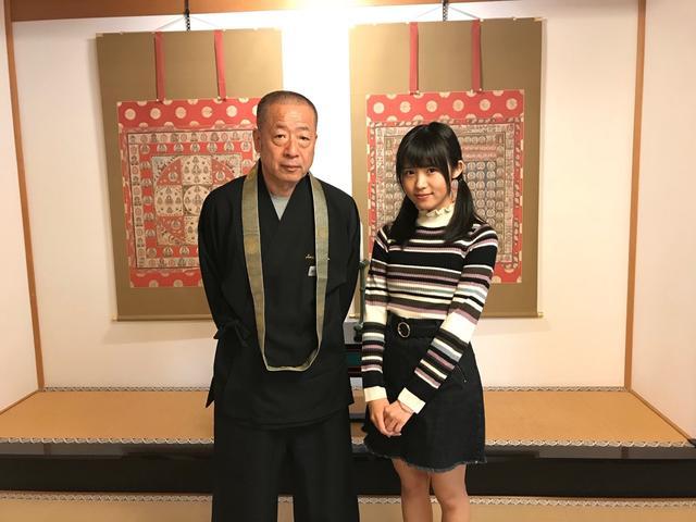 画像: 今週も三十三間堂本坊 妙法院門跡執事、田渕清晃さんにお話を伺います。