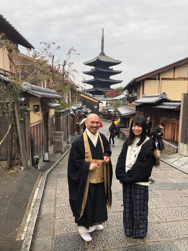 画像: 臨済宗建仁寺派 法観寺副住職で、建仁寺庶務部員の浅野俊道さんにお話を伺いました。