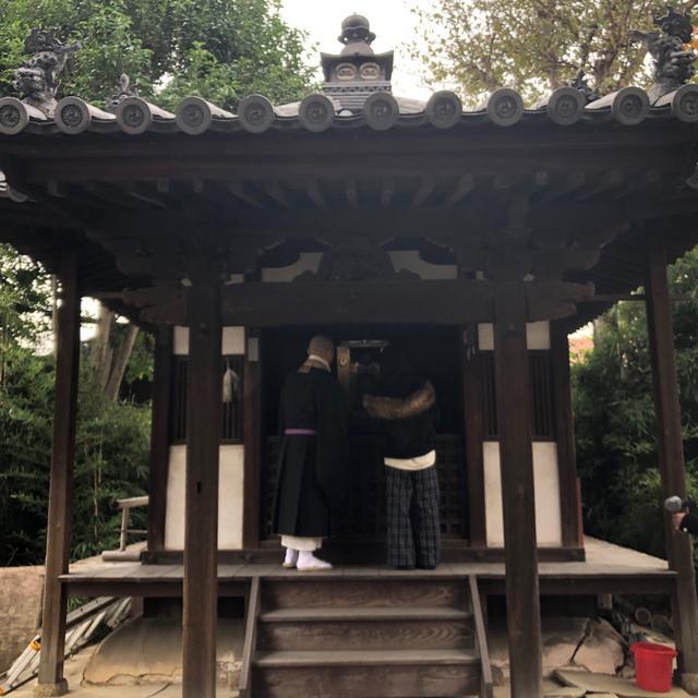 画像: 法観寺 太子堂