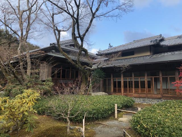 画像: 冬は冬で素晴らしく、春も夏も秋も伺いたいお寺です。