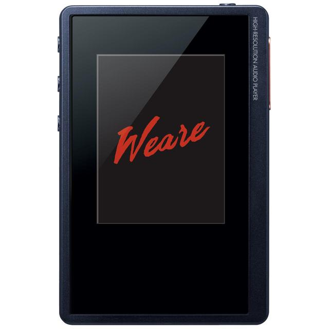 画像: 「Weare × Pioneer」ハイレゾ対応デジタルオーディオプレイヤー - Weare
