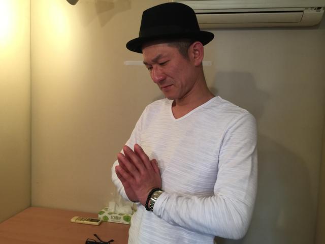 画像: 十三歳の時の十三詣りを思い出す笑い飯哲夫(四十四歳)