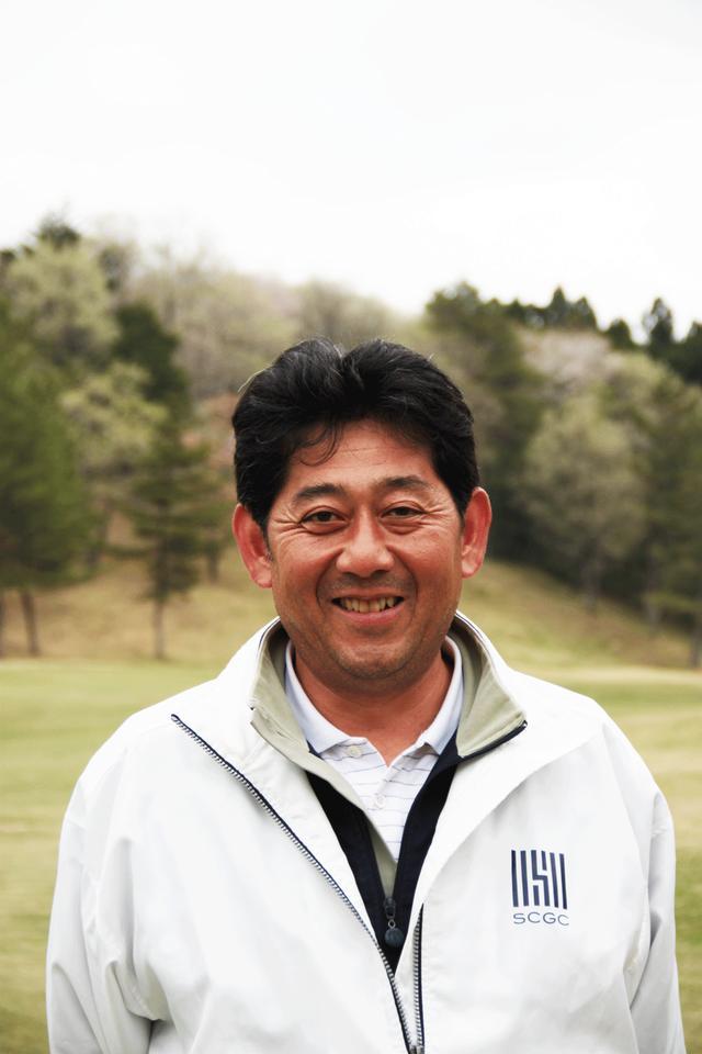 画像: 仙台クラシックゴルフ倶楽部 安藤義雄キーパー