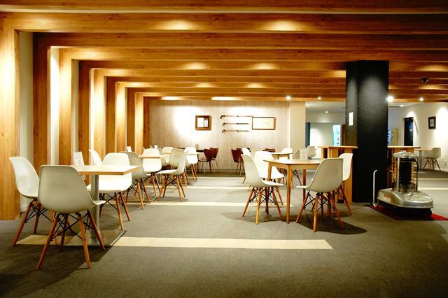 画像: カフェコーナー