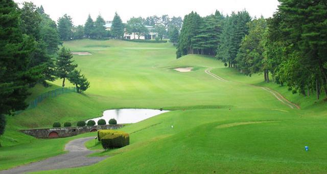 画像: 千葉国際カントリークラブ(千葉県)のゴルフ場予約 ゴルフ場ガイド|PGM