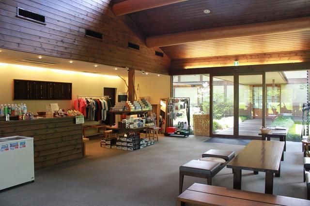 画像7: 【倶楽部 我山】木立に囲まれたクラブハウス。自分の山へひっそり遊びに行くような隠れ家コース!