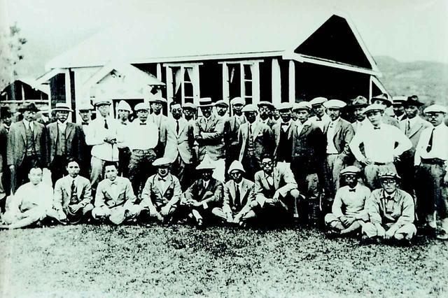 画像: 日本のゴルフ草創期に活躍した大谷光明が来場した