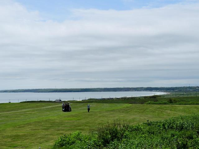 画像: 道東ゴルフ旅の締めは、ここ「根室ゴルフクラブ」