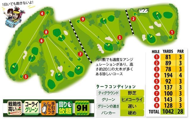 画像: 月刊ゴルフダイジェスト2018年1月号より抜粋