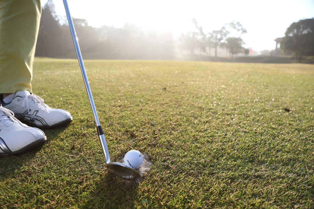 画像: ゴルフにラッキー、アンラッキーはつきもの。1打1打に気持ちを大きく左右されてはいけない