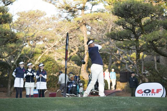 画像: 女性や初心者も活躍できるのがこのスクランブルゴルフなのだ