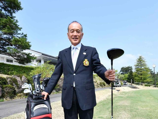 画像: 田村敏明さん 法政大学スキー部出身。30歳から本格的にゴルフをはじめる。新潟県の小千谷CCで支配人をつとめる