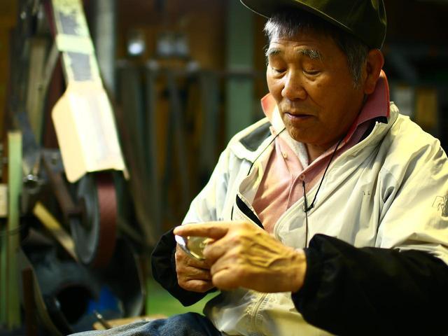 画像: 15歳からクラブ造りの道へ進んだ下崎一雄氏。確かな腕を信頼するプロは多い
