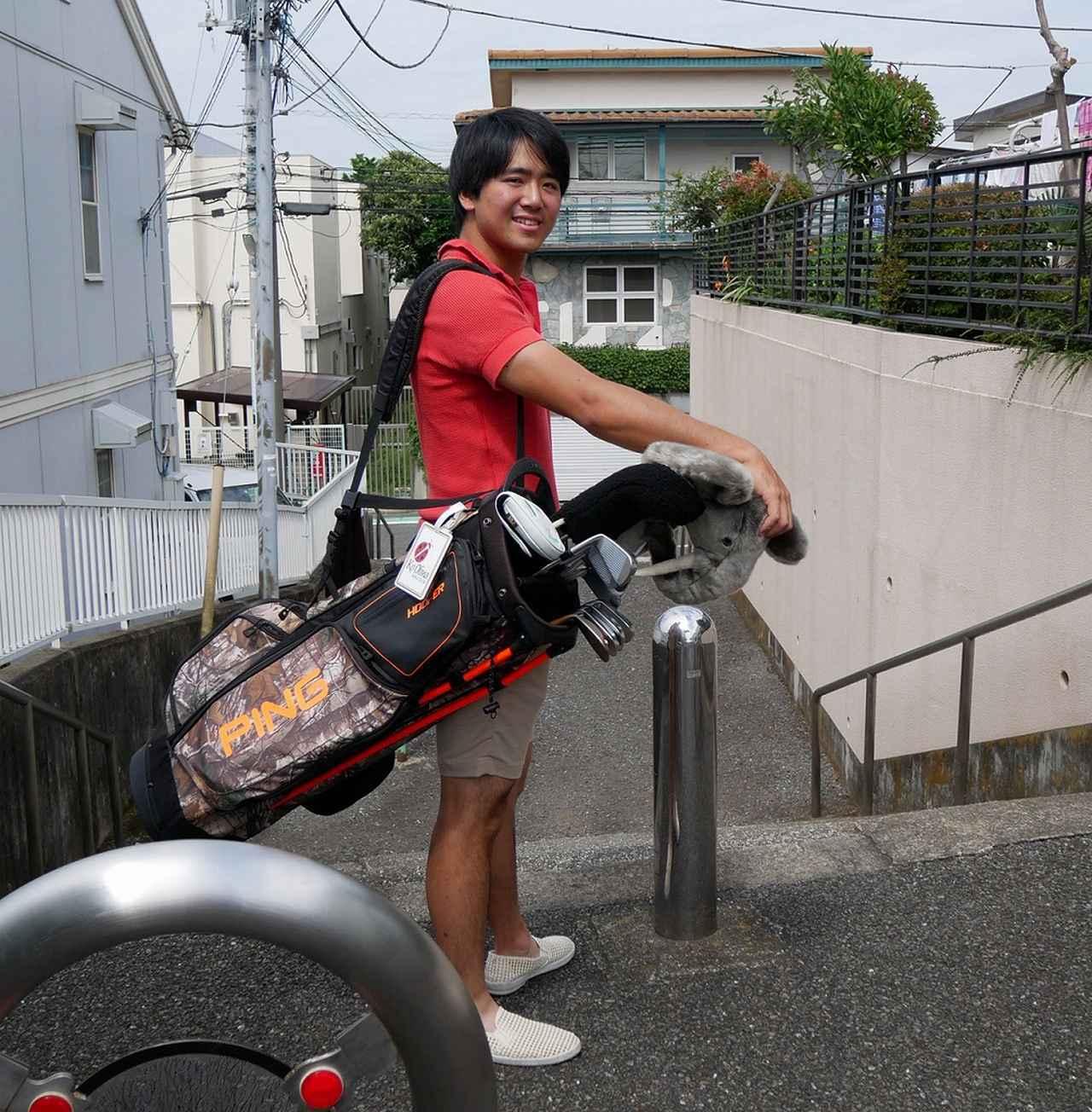 画像: 【リーダーズ選手権】昨年の優勝者、森山錬さんのプライベートへ。強さの秘訣は自宅前の素振りでした!