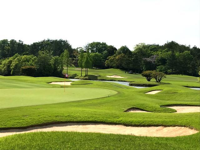 画像: 数々のトーナメントを開催してきたチャンピオンコース、東広野ゴルフ倶楽部