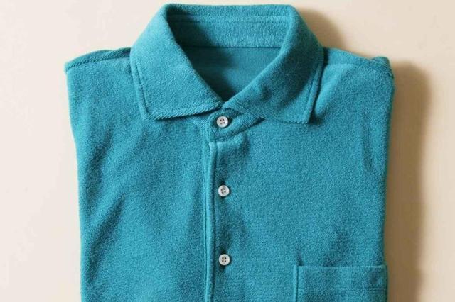 画像1: 【ポロシャツ】真夏の汗かきゴルファーに最適! タオル地が気持ちよく、速乾性に優れた逸品です
