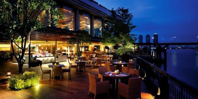 画像: シャングリ・ラ・ホテル・バンコクのNEXT2テラス