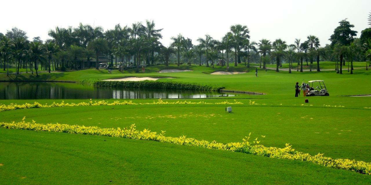 画像: スワンゴルフ&カントリークラブ(コースの一例です)