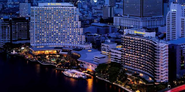 画像: シャングリ・ラ・ホテル・バンコク