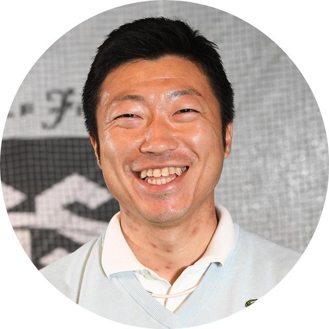 画像: 「教わる人」 安藤秀機さん 32歳/ゴルフ歴13年 HC5