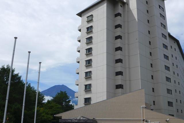 画像: 東京建物系列のホテルレジーナ河口湖。河口湖CCメンバー割引がある