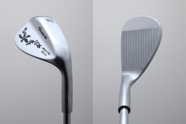 画像: EVEN GOLF 「Prototype Chura HR07 Pleasure デザイン」