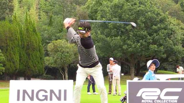 画像: 【イング・ロイヤルコレクション ミニツアー】プロゴルファー111人のドライバーショット動画を特別公開!