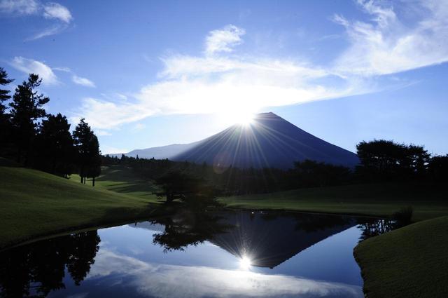 画像: 朝霧ジャンボリーゴルフクラブ