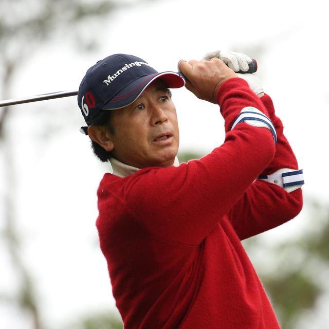 """画像: 牧野裕プロ 83年から93年まで連続で賞金ランクのシード選手として活躍。""""牧野裕のEnjoy Golf""""も人気。"""