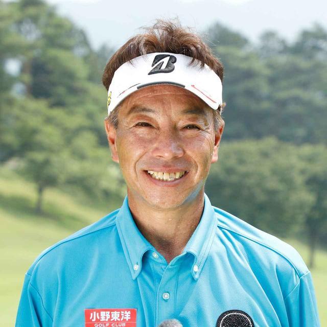 画像: 井戸木鴻樹プロ 13年の「全米シニアプロゴルフ選手権」を逆転で制し、日本男子ゴルフ界で初となる海外メジャー優勝の達成。