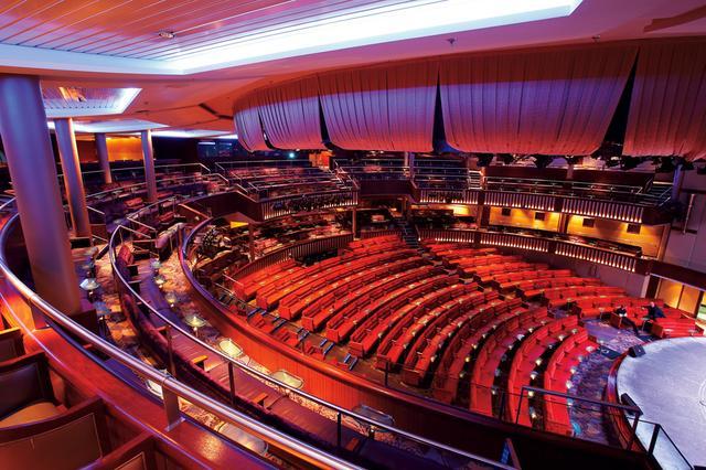 画像: ステージも、ホールも、一級品【Entertainment】
