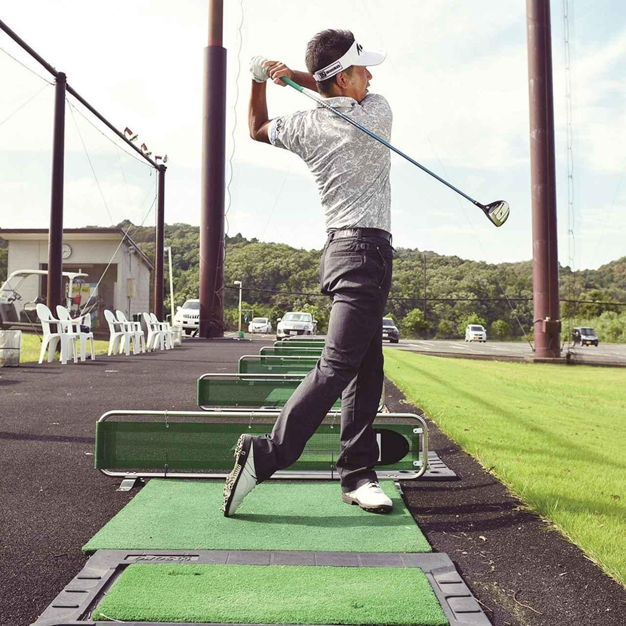 画像5: 【夏ゴルフ】ラフからのフェアウェイウッドはバンカーショットの要領で打つ!