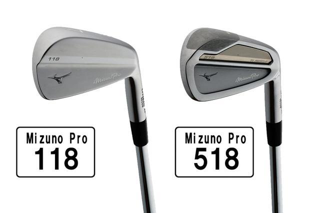 画像1: 【アイアン】ミズノプロ319と719は、ゴルファーのビッグデータ分析から生まれた!