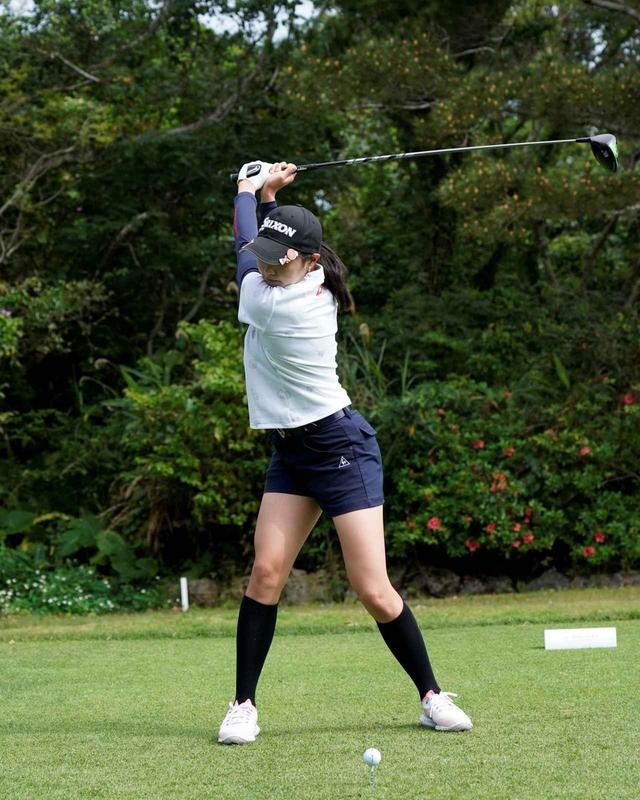 画像3: 【女子プロ百花/三浦桃香】飛距離を活かした攻めのゴルフと笑顔を見てください!