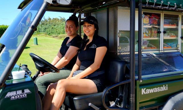 画像3: =受付終了=【ハワイ・オアフ島】ノースショアのタートルベイ・リゾート・ゴルフ&ソニーオープン最終日観戦7日間