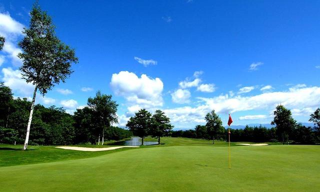 画像: 北海道クラシックゴルフクラブ帯広 クラシックコース
