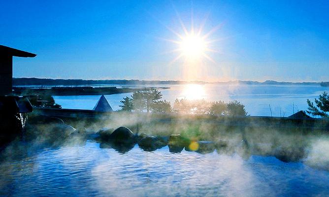 画像: 松島一の坊 太古の天泉、松島温泉