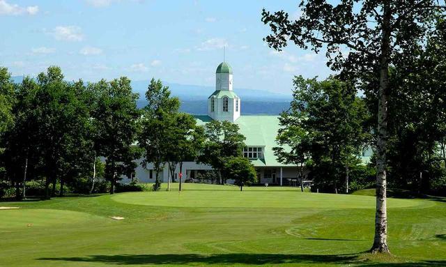 画像: 北海道クラシックゴルフクラブ帯広 メイプルコース