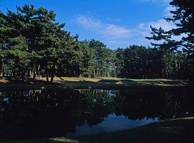 画像: 井上誠一の傑作と名高い大洗ゴルフ倶楽部