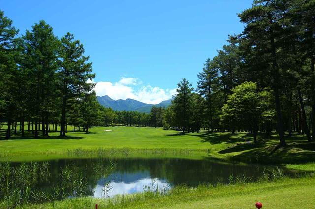 画像2: 【蓼科・清里】泊まれるレストラン「オーベルジュ」を基地にして、爽やか高原ゴルフを満喫!