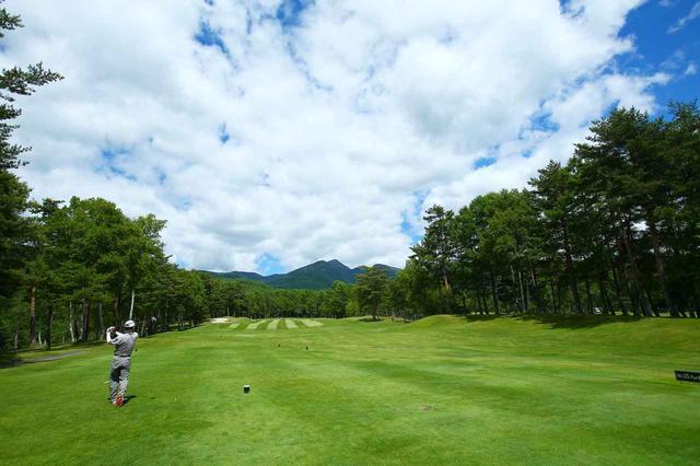 画像: 手ごたえ十分すぎるリゾートコース「フォレストカントリークラブ三井の森」