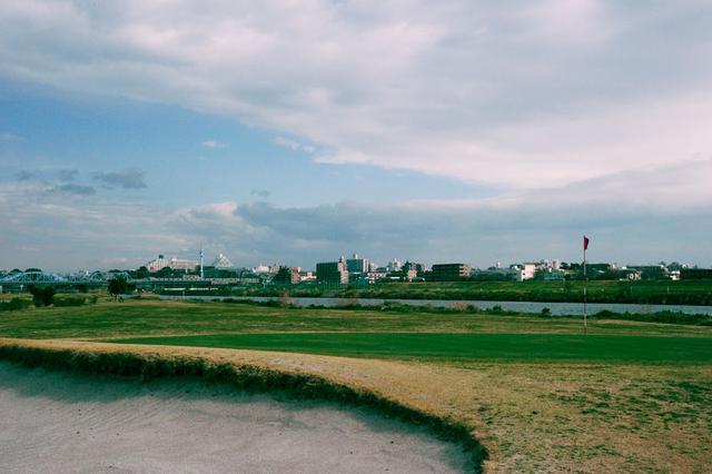 画像: 多摩川沿いの自然とともに!