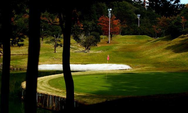 画像2: 【千葉県ショートコース/サンライズゴルフクラブ】木更津で見つけた芝と池と砂が絵になる9ホール!