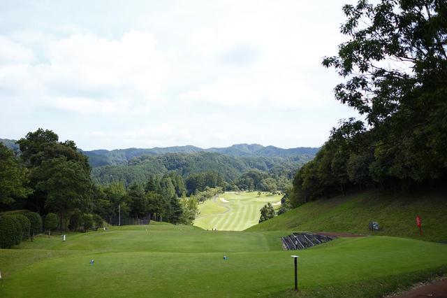 画像: なだらかな丘陵地に広がる27ホール「ロイヤルスターゴルフクラブ」