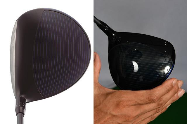 画像: 「シャロー形状のヘッドは真っすぐなトップラインを実現させにくいのですが、これは完成度が高いですよ」(伊丹)