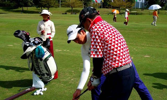 画像: 笠哲郎プロ 笠りつ子プロのお兄さま。レッスン上手なプロゴルファー