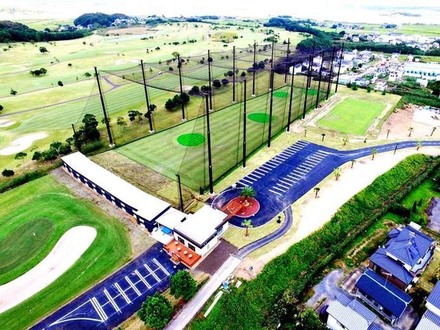 画像: 「インペリアルゴルフガーデン」。コースのわきにある独立したトータル練習施設