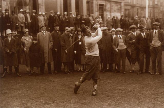 画像: 聖球ボビー・ジョーンズの時代を楽しんでみませんか